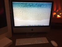"""iMac 24"""" perfect condition with ms office and kodi"""