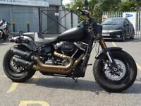 Harley-Davidson FXFBS Fat Bob 114 1868 2018 1941 Miles