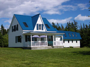 Waterfront House & Studio, Ingomar, NS - Private Sale
