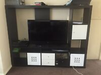 Large tv unit