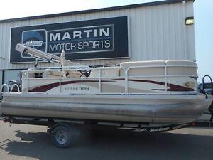 2012 Lexington 20 SLE Pontoon Boat