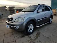 2004 KIA SORENTO 2.5CRDi auto XS, 12 MONTHS MOT