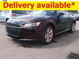 2017 Audi TT 1.8 TFSi 180PS S-Tronic DAMAGED ON DELIVERY