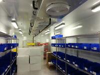 Custom Walk-in Coolers & Freezers - Commercial / Industrial