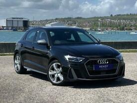 image for 2019 Audi A1 40 TFSI S Line Competition 5dr S Tronic HATCHBACK Petrol Automatic