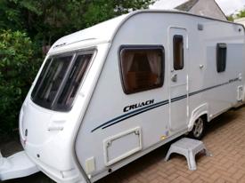 Sterling Europa 470 caravan