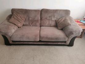 2 seat, 3 person sofa