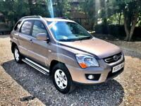 2010 Kia Sportage 2.0CRDi auto 2WD XS #FinanceAvailable
