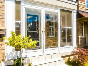 Storm door & window service