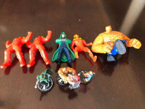 MARVEL FANTASTIC FOUR ACTION FIGURES