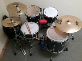 Pearl export drum kit | Drums for Sale - Gumtree