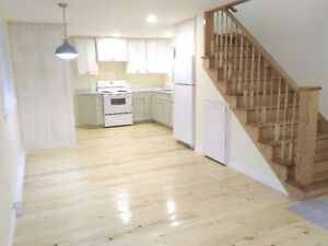 New 3 BR House, Close to Downtown, Heat/Lights/Internet Included