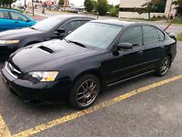 2005 Subaru Legacy GT Limited Sedan