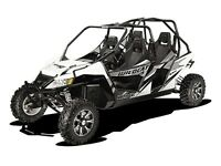 2015 Arctic Cat Wildcat 4X EPS