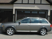 2002 Audi Allroad 2.7T 6 Speed Automatic  - $7,995 OBO