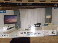 """Sanus full - motion TV mount 37"""" - 80 """""""