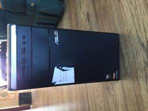 Asus Desktop and BenQ monitor