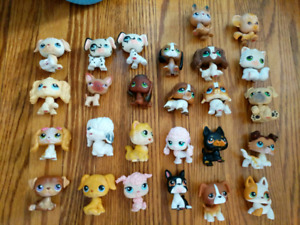 Littlest Pet Shop - Figures and Buildings