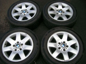 16 in. original BMW mags good condition,