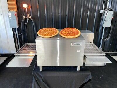 Lincoln Impinger Electric Conveyor Pizza Oven Commercial Express 1130 1 Phase