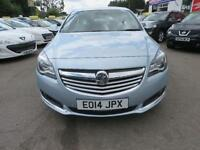 2014 Vauxhall Insignia 2.0 CDTi ecoFLEX Tech Line 5dr (start/stop)