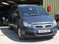 Vauxhall/Opel Zafira 1.8i AUTOMATIC. 80000 MILES FULL S/HISTORY