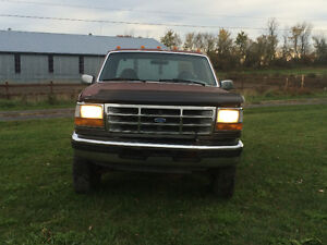 pick-up ford F250 diesel