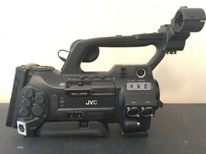 ProHD SOLID STATE CAMCORDER