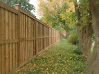 FENCE BUILDING & POST SETTING
