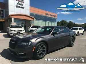 2017 Chrysler 300 S  - Remote Start - Power Locks