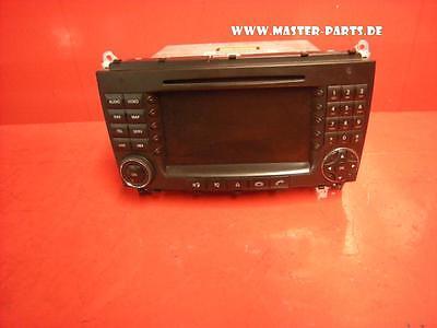 Mercedes W209 CLK W164 X164 ML GL Navigationssystem Navi A 2098203889 2038270062 online kaufen