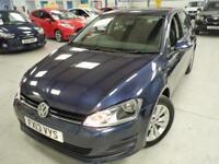 VW Golf SE TDI BLUEMOTION TECH + 5 SVS + TB & WP DONE