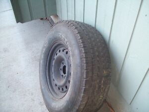 Spare new TIRE from Dodge Durango