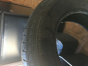 4 all season tires for sale  245/70 R17