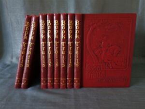 Vintage Book Trails for Children 8 Volume Complete Set