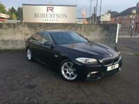 2012 12 BMW 5 SERIES 2.0 520D M SPORT 4DR AUTOMATIC DIESEL