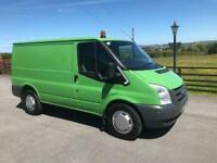 2010 60 FORD TRANSIT 115 280 ECONETIC 2.2 TDCI 1 CO OWNER IN FORD MAY GREEN