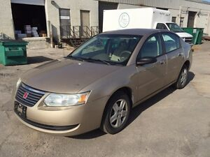 2006 Saturn ION 152,000 km Certified & Etested