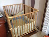 Wooden Playpen for Baby