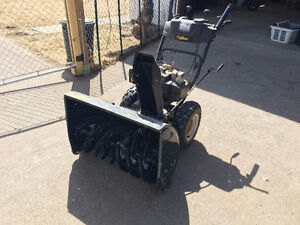 REDUCED 10.5 HP Electric Start Snowblower