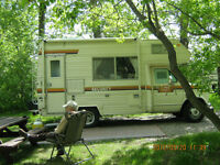 20 foot 1980 Ford Security Motorhome