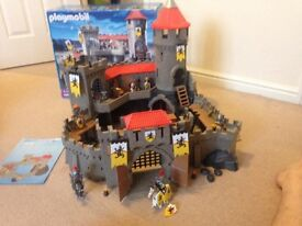 Playmobil Lion Knights Castle - 4865