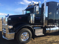 Tank truck operator for a steady production haul