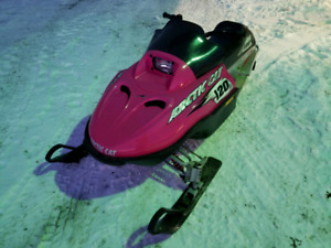 Pink Arctic cat 120