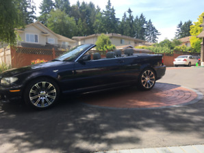 2004 BMW 325ci Convertible - LOW KMs FULLY LOADED