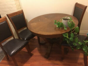 FREE-table and chairs