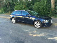 2008 Audi A4 Avant 2.0TDI ( 143PS ) Multitronic SE ( One Former Keeper )