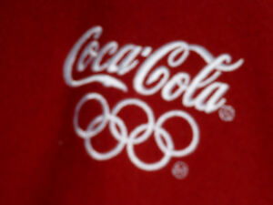Coca Cola Roots olympic jacket