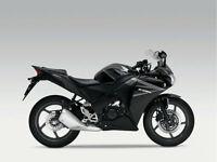 Brand New Honda CBR125 with £200 Accessory Voucher & 0% APR Finance