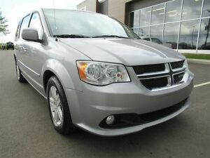 Dodge Grand Caravan Crew Plus **LOADED** 2016